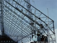 Bulk Sugar Terminal Steelwork