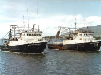 Prawn Trawlers built for Medusa Investments