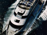 Wave Piercing Catamaran Quicksilver VIII 1994